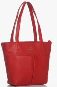 Balvi -1 Maroon Small Tote Bag