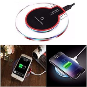 Higadget Wireless Charger for iPhone & wireless supported phones