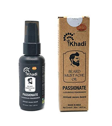Khadi Passionate Beard Fragrance Oil