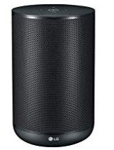 LG XBoom AI ThinQ WK7 AI Speaker with Built-in Google Assistant (Black)