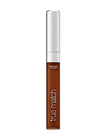 L'Oreal Paris True Match Super Blendable Concealer, 9DW Acajou, 6.8ml