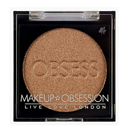 Makeup Obsession Eyeshadow, E171 Beach Blonde, 2g