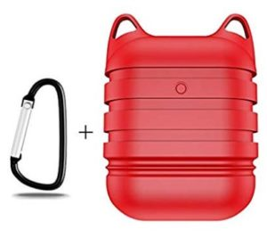 AWINNER AirPods Case,Premium Quality Waterproof Shock Resistant Case for Apple AirPods