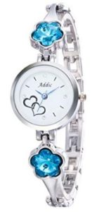 Addic Analog White Dial Women's Watch