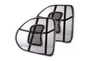 Amazon- Buy Flomaster Back Rest with Lumbar Support