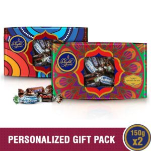 Amazon- Buy Snickers Shubh Avsar Mixed Miniatures Chocolate Gift Pack
