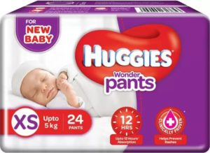 Flipkart- Buy Huggies Wonder Pants Diaper