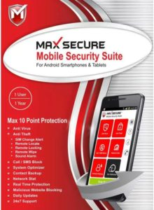 Flipkart- Buy Max Secure 1 Smartphone 1 Year Mobile Security