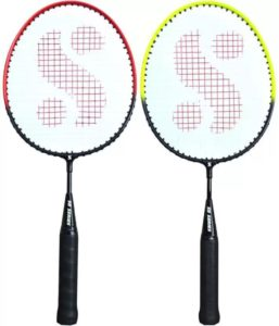 Flipkart- Buy Silver's Junior Pedal Combo-4 Badminton Kit