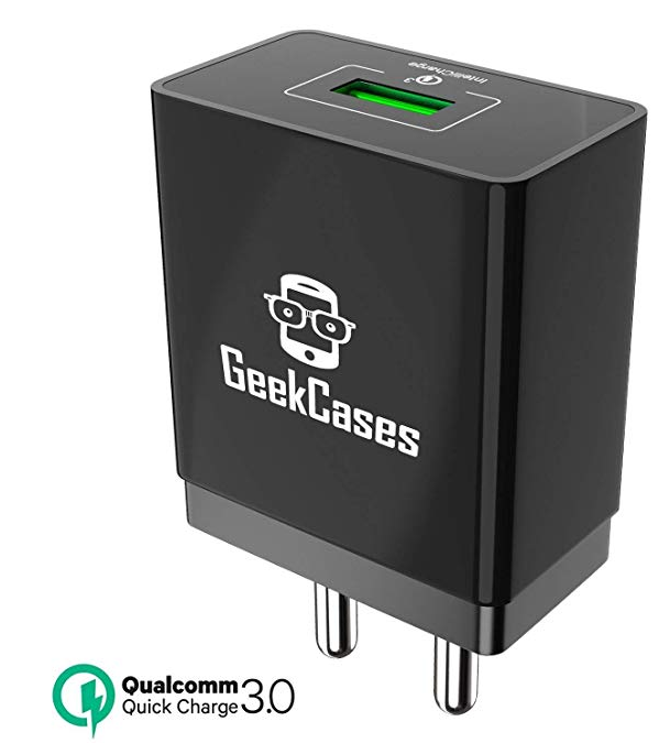 GeekCases ZipCube QuickCharge 3.0 Wall Charger Adapter