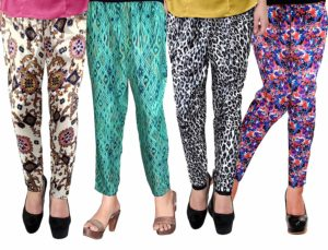 0a04cd98d4176 Amazon Loot- Buy Fashion Women's Jeggings Pants (Pack of 4) at Rs 199