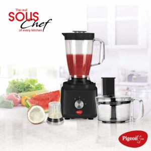Pigeon Sous Chef (600W) Food Processor