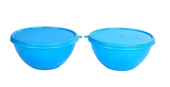 Signoraware Jumbo Wonder No.4 Bowl Set, 1.8 Litres, Set of 2