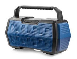 URBN Bang 2000 MS Dhoni Edition 20 Watts Stereo Bluetooth Wireless Speaker with True Wireless Stereo Capability and Built-in FM Radio