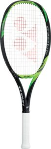 Yonex T Rqts E Zone 26 Green Strung Tennis Racquet (G0 - 4 Inches, 250 g) at Rs 1182