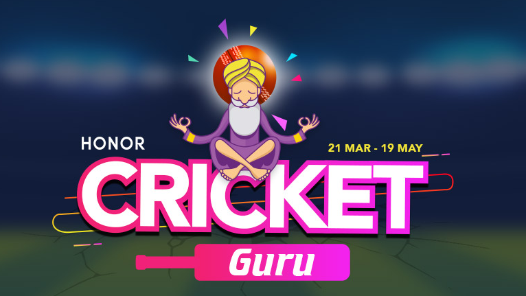 honor cricket