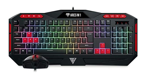 Gamdias Ares M1 Gaming Keyboard and Mouse Combo