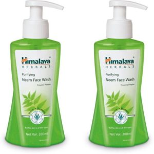 Himalaya Purifying Neem Face Wash  (400 ml)