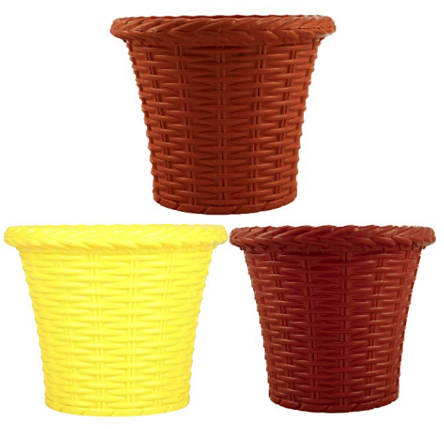 Klassic Plastic Shining Pot Set