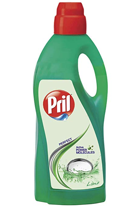 Pril Dish Washing Liquid - 2 L (Green)