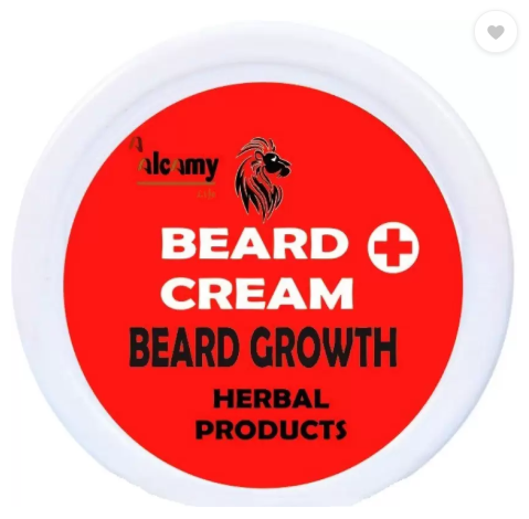 Alcamy Beard Cream For Beard Growth Beard Cream  (60 g)
