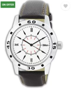 Chivalry BMW001 Analog Watch - For Men