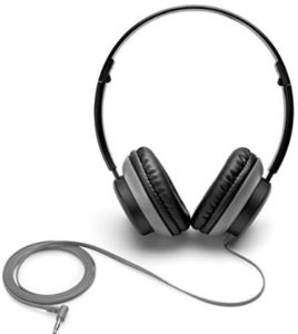 HP 2VB08AA Stereo On-Ear Headset