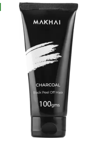 Makhai Bamboo Activated Charcoal Peel Off Mask