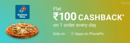 dominos phonepe