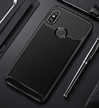 Amozo Back Cases and Covers for Redmi Note 6 Pro
