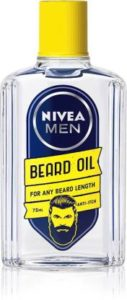 Flipkart - Buy Nivea Men Beard Oil Hair Oil(75 ml) for Rs 210