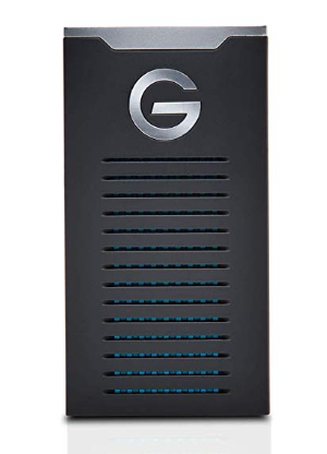 G-Technology R-Series 500GB External Solid State Drive