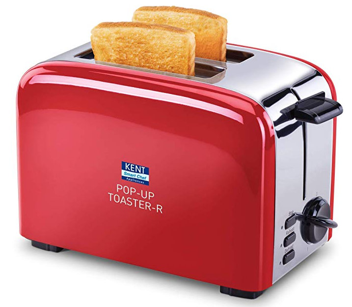 Kent 16030 850-Watt 2-Slice Pop-up Toaster