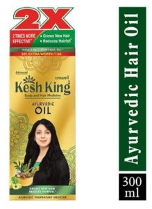 Kesh King Ayurvedic Scalp and Hair Oil