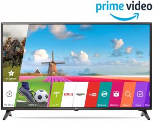 LG 108 cm (43 Inches) Full HD LED Smart TV 43LJ554T