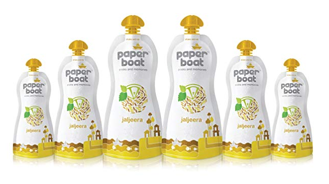 Paper Boat Jaljeera Juice, 250ml (Pack of 6)