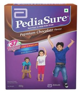 PediaSure Health & Nutrition Drink Powder for Kids Growth - 400g