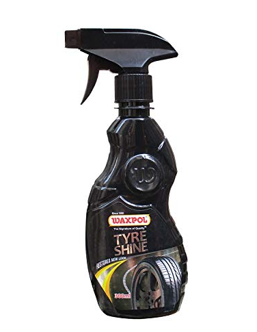 Waxpol CTY320 Tyre Shine Spray Liquid (300 ml)