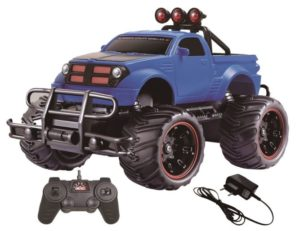 Webby Off-Road Passion Mad Cross Country Racing Car Blue