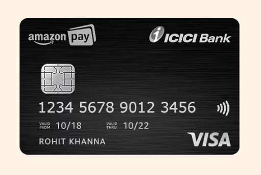 amazon icici card