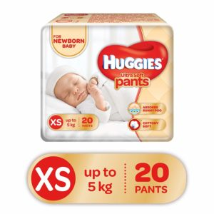 Amazon Loot- Buy Huggies Ultra Soft Pants Diapers