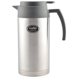 Cello Caraffe 1000 ML Stainless Steel Coffee Pot