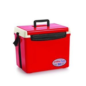 Cello Picnic Ice Packs, 20 Litres, Red