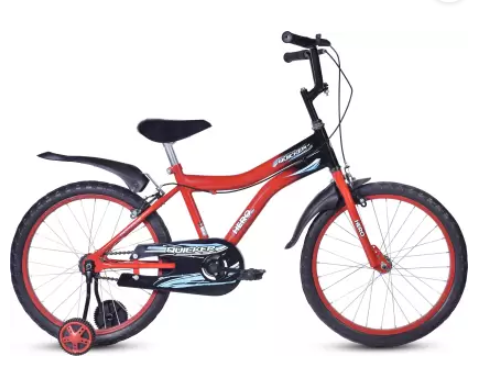 Hero Quicker 20T 20 T Road Cycle  (Single Speed, Red)