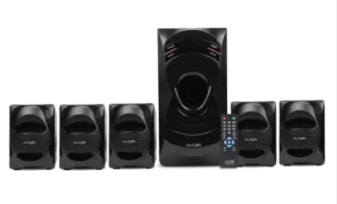 Intex AVOIR IT-5060 60 W Home Theatre  (Black, 5.1 Channel)