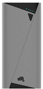 Micromax 10400 mAh Power Bank (Grey)