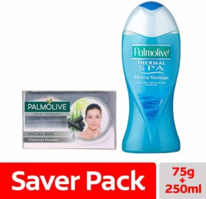 Palmolive Skin Therapy Charcoal rs 142 only amazon