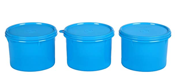Signoraware Store Well Container Set, 1.1 litres, Set of 3