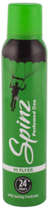Spinz Deo Hi-Flyer, 150ml