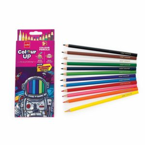 Amazon- Buy Cello ColourUp Color Pencil Set